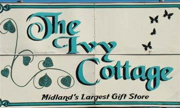 About The Ivy Cottage